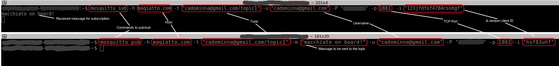 How To Connect - MaQiaTTo Free Online MQTT Broker
